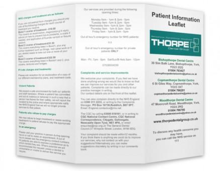 Info leaflet 1